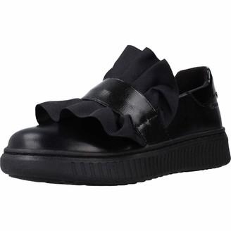 Geox Girls' J Discomix D Low-Top Sneakers