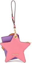 Miu Miu Colour-block leather trio wallet