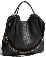 'Teague' Slouchy Leather Shoulder Bag