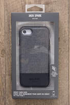 Jack Spade Tech Oxford Iphone Case