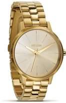 Nixon The Kensington Gold Bracelet Watch, 36.5mm