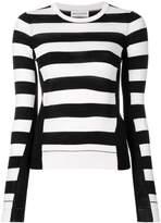 Sonia Rykiel Trompe L'Oeil sweater