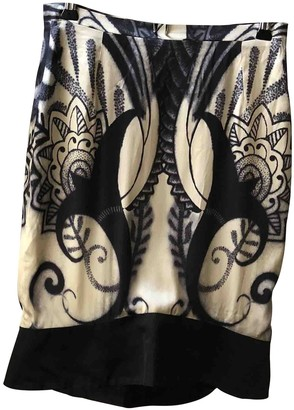 John Richmond Multicolour Silk Skirts