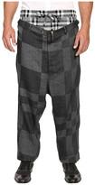 Vivienne Westwood Cubist Check Builder Trousers