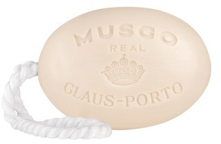 Claus Porto Orange Amber soap on a rope 180 g
