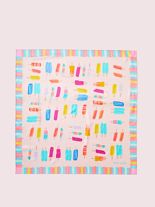 Kate Spade Ice Pop Square Scarf