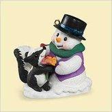 Hallmark Keepsake Ornament - Snow Buddies in Series 2006 (QX2473)