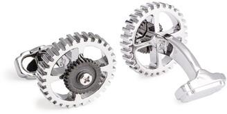 Harrods Gear Wheel Cufflinks