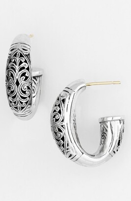 Konstantino 'Classics - Daphne' Hoop Earrings