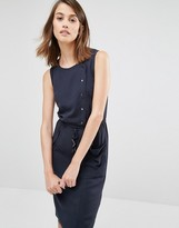 Warehouse Utility Popper Front Dress