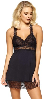 Jezebel Women's Remy Modal and Lace Chemise