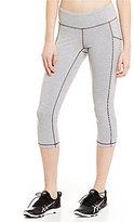 Lucy Pocket Capri Leggings