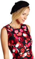 Kate Spade Floral Sequin Beret