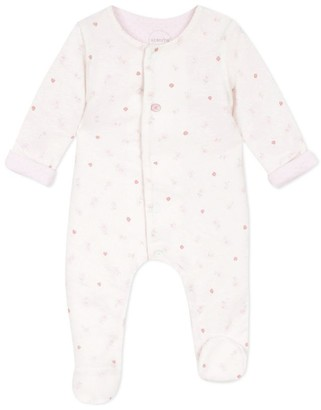 Absorba Floral All-In-One (0-12 Months)