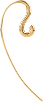 Charlotte Chesnais Hook small gold-plated earring
