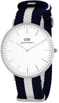 Daniel Wellington Classic Glasgow Collection 0204DW Men's Analog Watch
