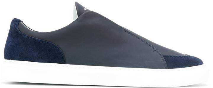 Harry's of London laceless sneakers