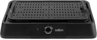 Salton Portable Electric Indoor BBQ Grill