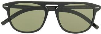 Christian Dior BlackTie soft-square frame sunglasses