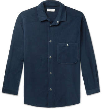 YMC Fleece Overshirt