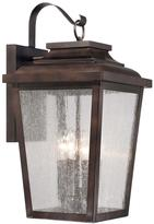The Great outdoors by Minka Lavery Irvington Manor 4-Light Chelsea Bronze Outdoor Wall Mount