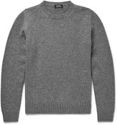 A.p.c. - Wool-blend Sweater
