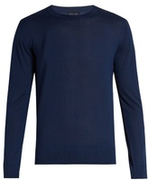 Lanvin Crew-neck Cashmere Sweater