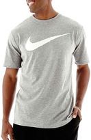 Nike Dri-FIT Hangtag Swoosh Tee