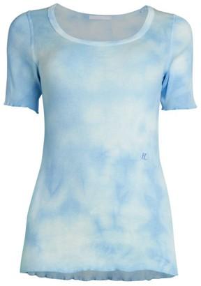 Helmut Lang Base Tie-Dye T-Shirt