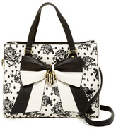 Betsey Johnson Bag in Bag Satchel