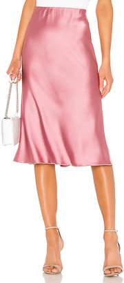 Nanushka Zarina Bias Skirt