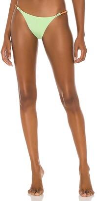 Vix Paula Hermanny Elis Detail Bikini Bottom