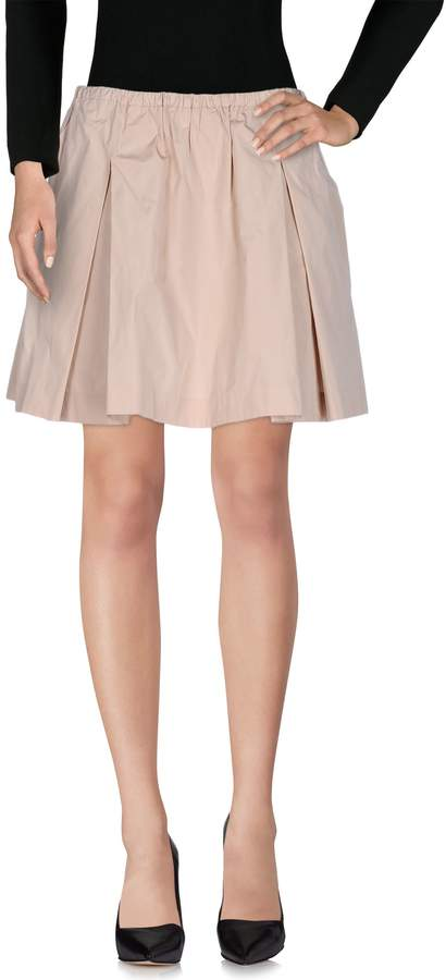 RED Valentino Knee length skirts - Item 35340078TI
