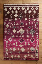 Anthropologie Morro Diamond Rug Swatch