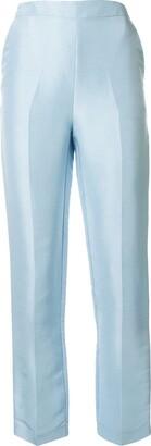 macgraw Non Chalant silk trousers