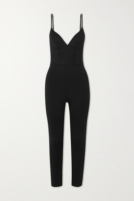 Ernest Leoty Ilona Stretch Bodysuit - Black