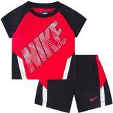 Nike Baby Boy Tee & Shorts Set