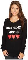 PJ Salvage Current Mood Sweatshirt Women's Sweatshirt