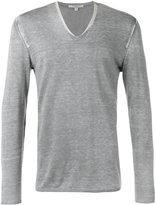 John Varvatos knitted sweater