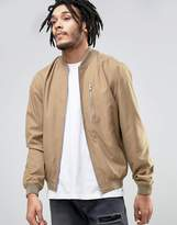 Esprit Lightweight Bomber Jacket With Chest Pocket