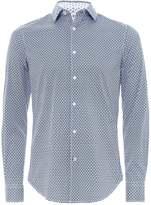 Ganesh Stretch Printed Shirt