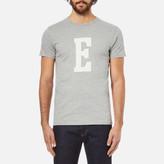 Edwin Logo Type 3 Tshirt - Grey Marl