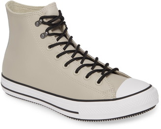 Converse High-Top Leather Sneaker