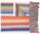 Missoni zigzag scarf - women - Nylon/Viscose - One Size