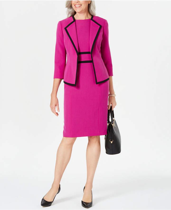 Le Suit Wing-Collar Jacket & Dress Suit