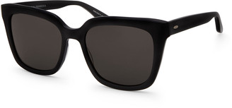 Barton Perreira Bolsha Rectangle Gradient Sunglasses