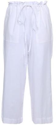 Commando Cropped Cotton Pajama Pants