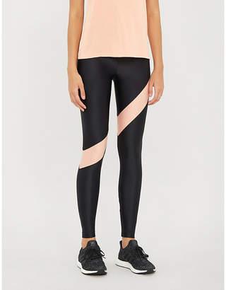 Koral Aello high-rise stretch-jersey leggings