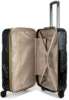 Badgley Mischka Contour 2-Piece Hard ExpandableLuggage Set