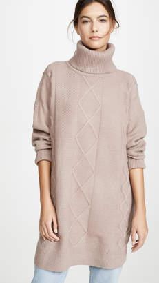 MinkPink Lesley Tunic Sweater